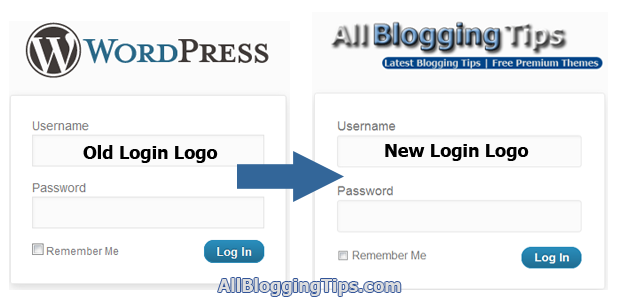 How To Add Logo To WordPress Login Screen