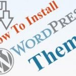 Install WordPress Theme Manually