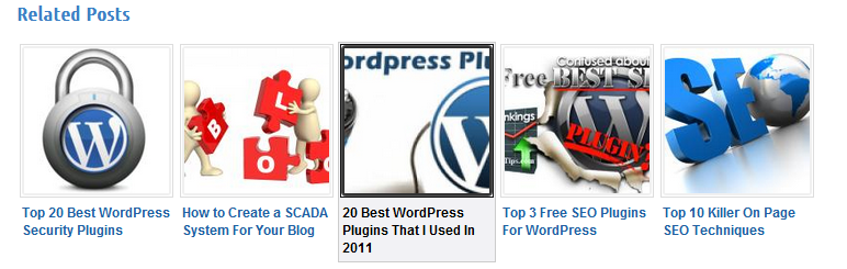 Top 5 Best Related Posts Plugins For WordPress Blogs
