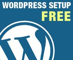 Free-Wordpress-Installation