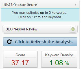 SEOPressor Review: Get Higher Ranks In Google Fast!