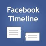 Facebook timeline logo