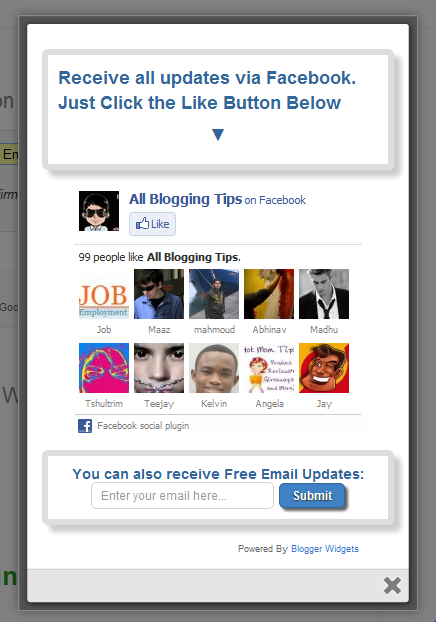fB likebox v2 by ABT