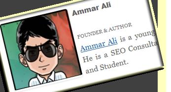about ammar ali