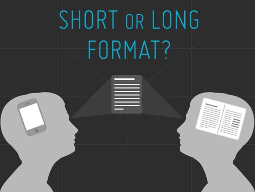 short post vs long post