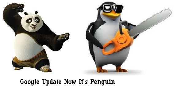 panda and penguin update
