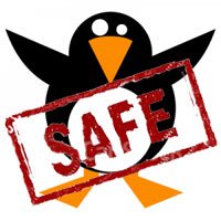 penguin safe website