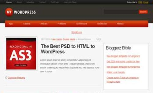 15 Premium Looking Best Free Blogger Templates
