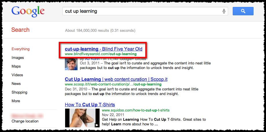 Google Titles
