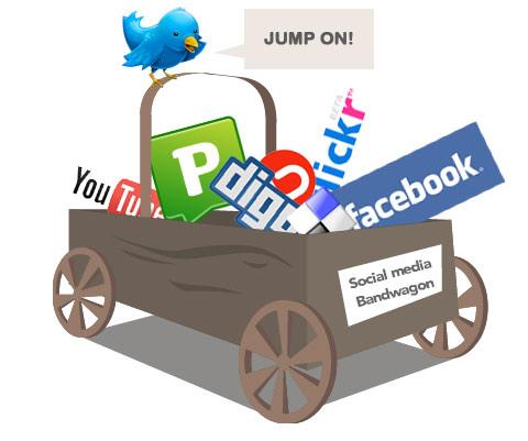 Social+Media+World
