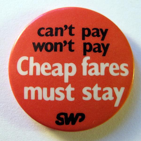 cheap fares