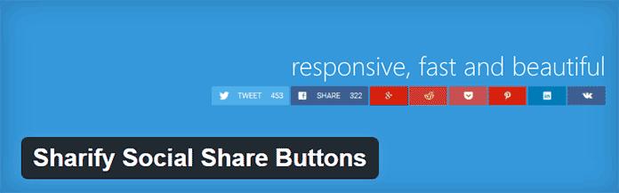 sharify sharing plugin preview