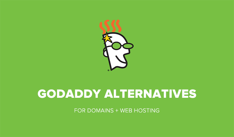 godaddy alternatives