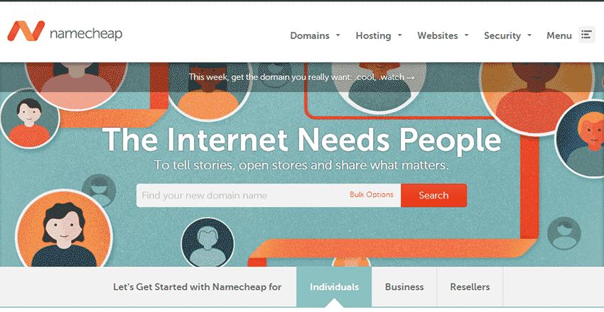 namecheap best godaddy alternative for domain
