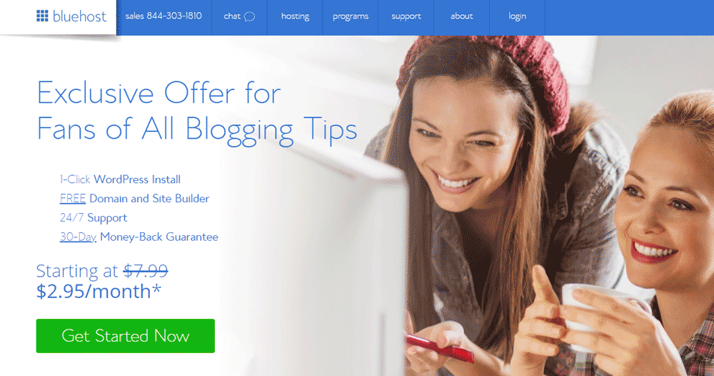 Bluehost Discount Allbloggingtips
