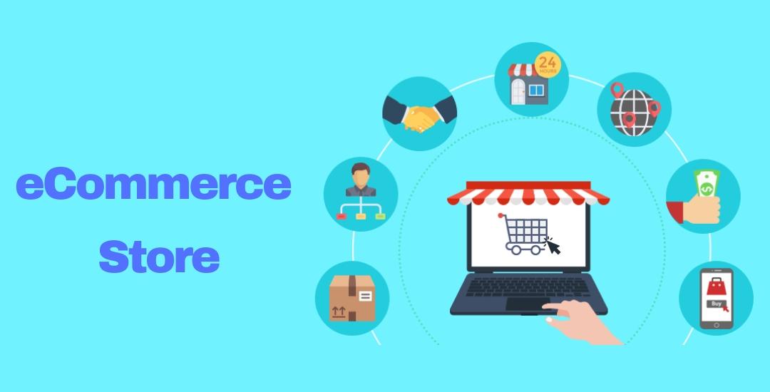 ecommerce website development services, ecommerce website development